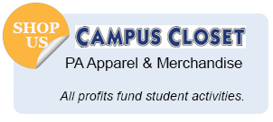 Shop Campus Closet!